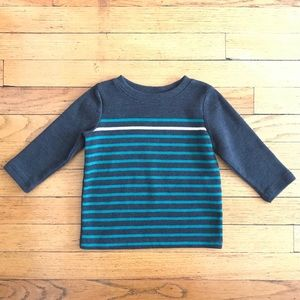 NWOT jumping beans Striped Sweater